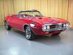 67 Firebird 400 convertible