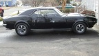 1968 black Pontiac Firebird 400 Coupe 2